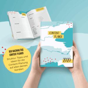 Der nachhaltige Content-Planer