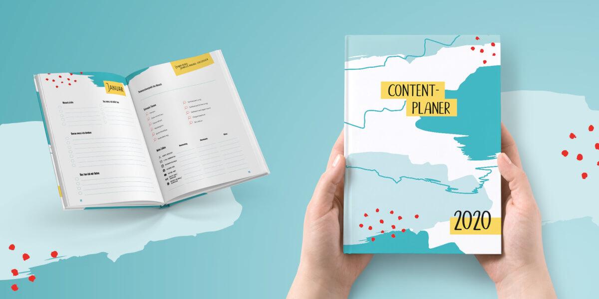 Der Nachhaltige Content-Planer - das Buch, das dein Business verändert