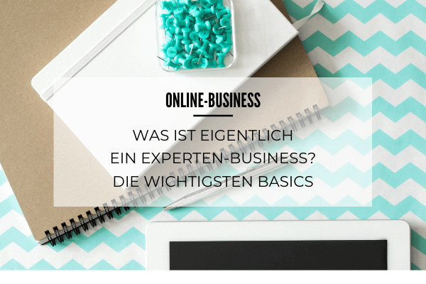 Experten-Business Definition