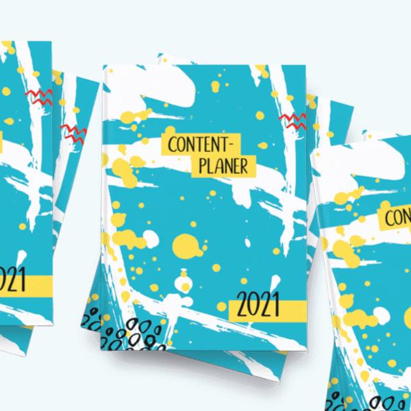 10 Content-Planer als Geschenk-Bundle