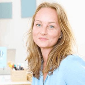 Eve Hoyer, Teilnehmerin des Expertinnen-Power-Programms von Heike Friedrich