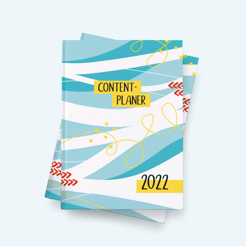 Buddy-Bundle: 2 Content-Planer 2022