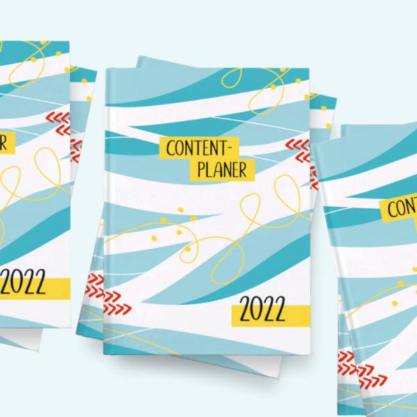 Geschenk-Bundle klein 5 Content-Planer